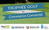 Golf commerce connecte 2015